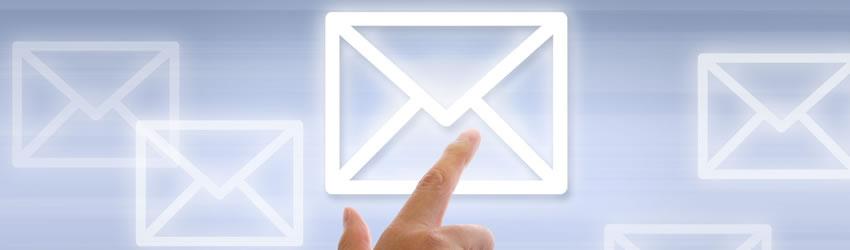 メールフォーム送信