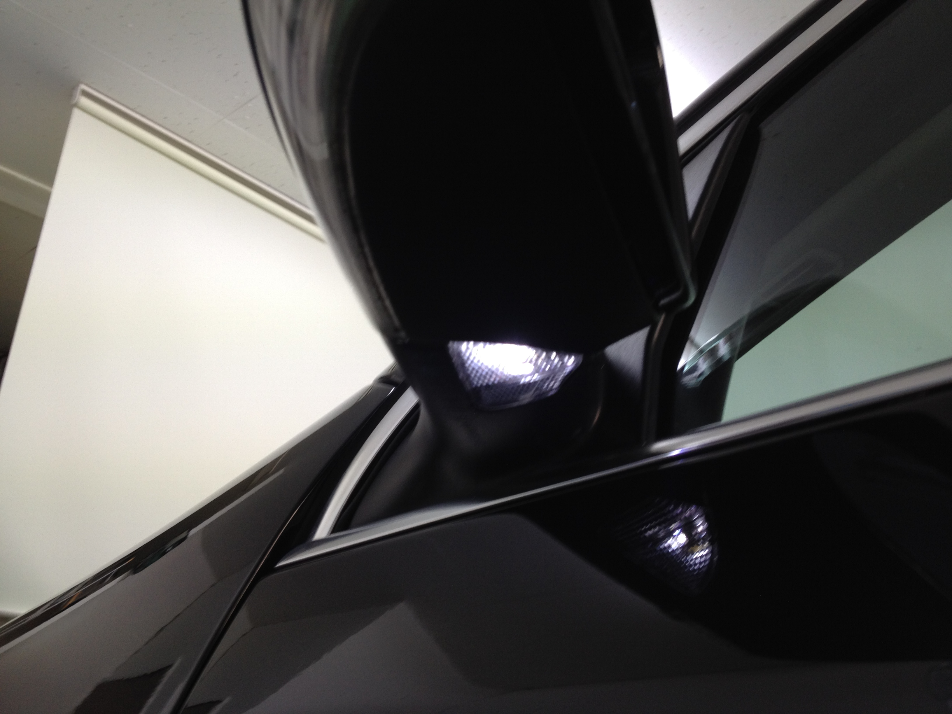 VWフォルクスワーゲン・ウェルカムランプLED化