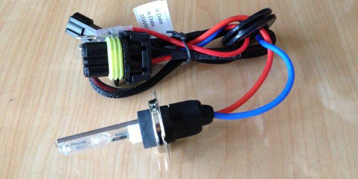 HID-35WシングルタイプバーナーハイグレードタイプC。安定性発光ともに良いバーナーです