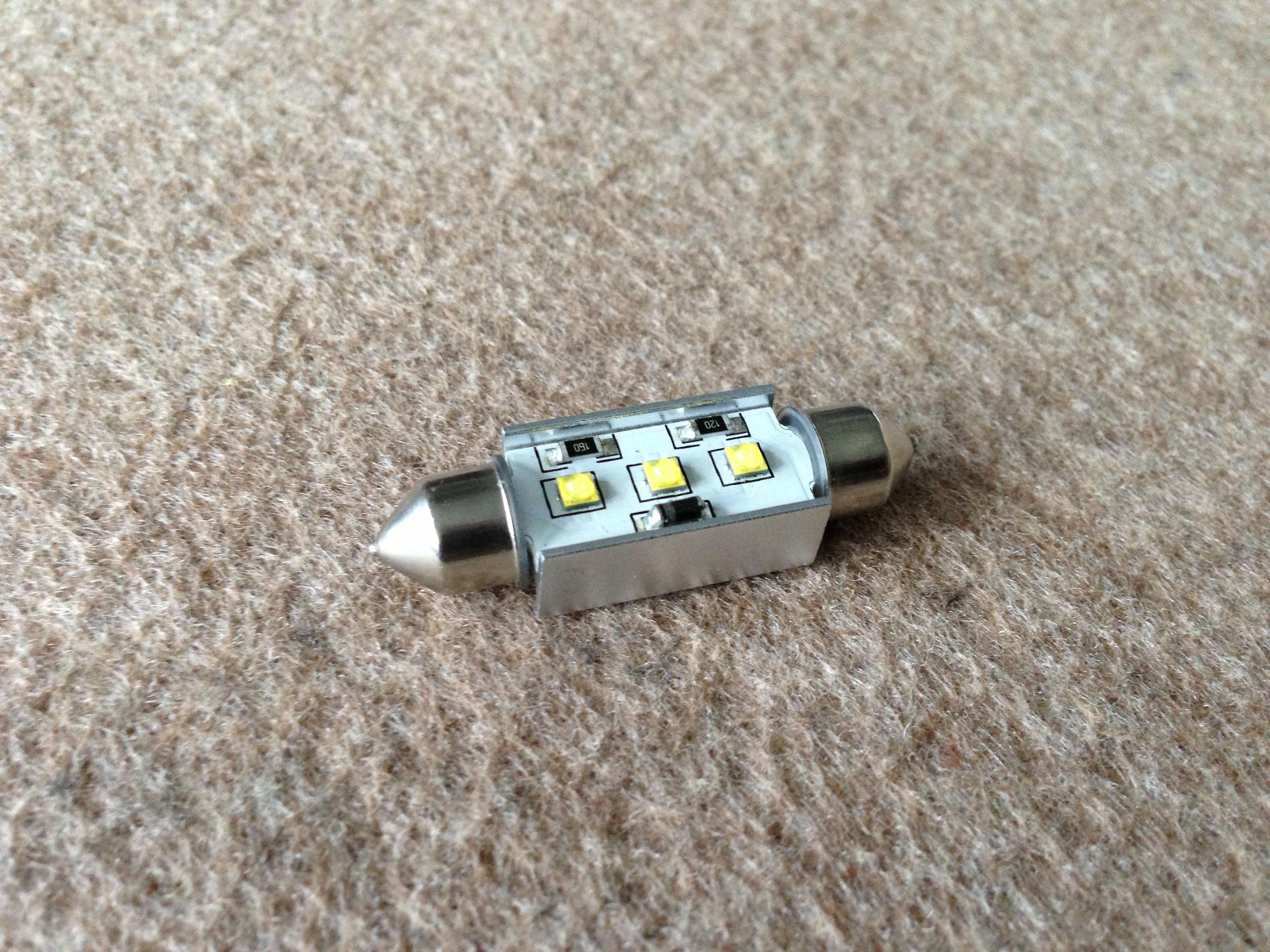 CREEチップLED-S85タイプ9Wキャンセラー内蔵LED