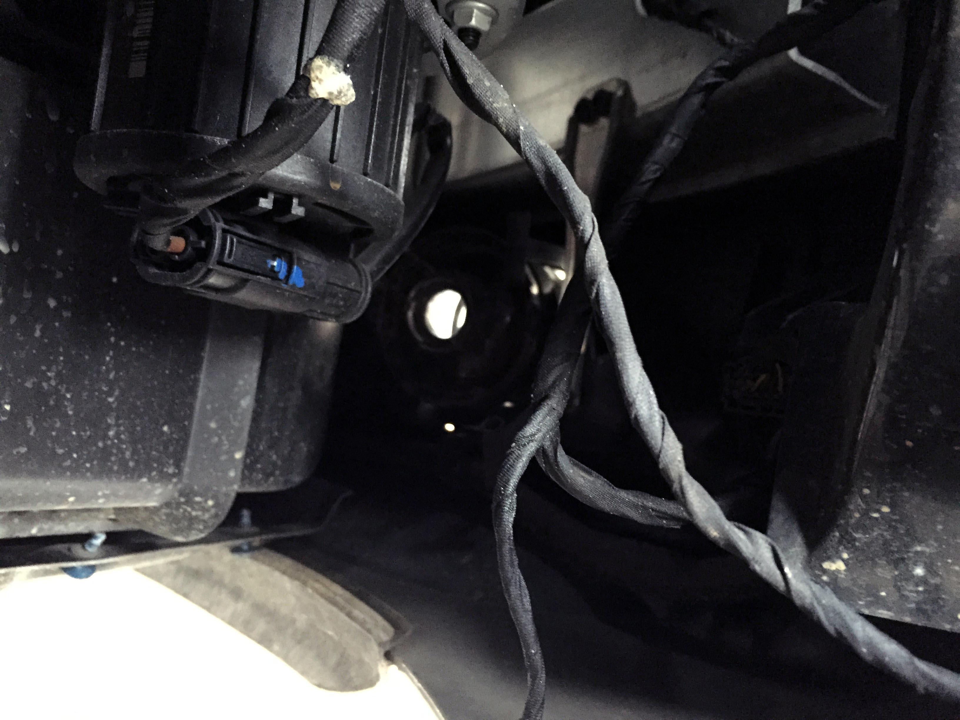 BMW-E63フォグランプユニット