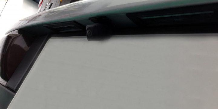 BMW MINI クラブマンバックカメラ地デジチューナー取り付け