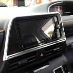 トヨタ新型シエンタへケンウッドMDV-720Wを取り付けました