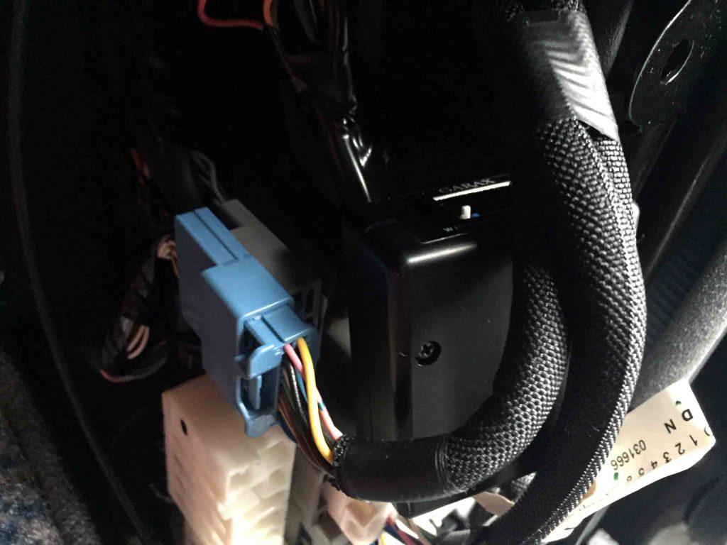 トヨタ20系ヴェルファイアに取り付けたギャラクスウインカーポジションキットダブルクワッド