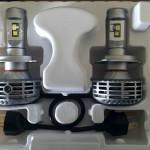 LEDヘッドランプH4 Hi/Lo-3000lm
