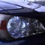 トヨタアルテッツアのヘッドライトHB4を3000ルーメンLED。ポジションランプT10をLED化