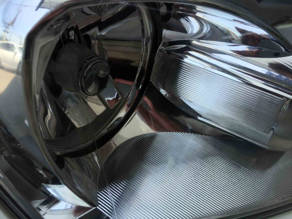 日産デュアリスのヘッドライトリフレッシュ後は内部もくっきり見えます